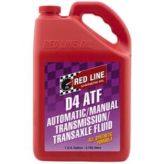 REDLINE D4 ATF & M/T HIGH TEMP 1 X GALLON