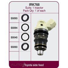 INJECTOR REPAIR KIT TOYOTA, , scaau_hi-res