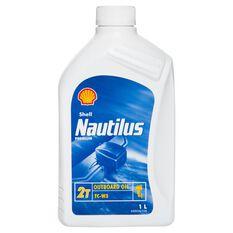 6 X SHELL NAUTILUS PREMIUM OUTBOARD 1L, , scaau_hi-res