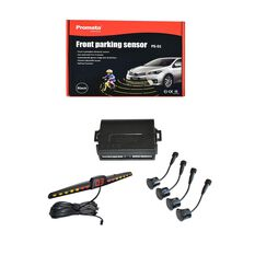 FRONT PARKING SENSOR WITH LED DISPLAY AND SMART BULL-BAR RECOGNITION FUNCTION-PROMATA, , scaau_hi-res