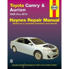 Haynes supercheap auto toyota camry aurion 46 2006 2013 scaauhi res fandeluxe Gallery