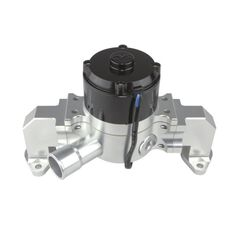 PROFLO EXTREME BBC - CLEAR BILLET ELECTRIC WATER PUMP, , scaau_hi-res