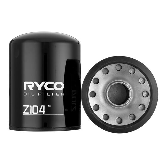 RYCO HD OIL SPIN-ON - Z104, , scaau_hi-res