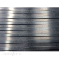 HILUX EXTRA CAB SEPT RUBBER UTE MAT