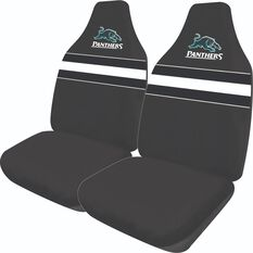 NRL PANTHERS SEAT COVER SIZE 60, , scaau_hi-res