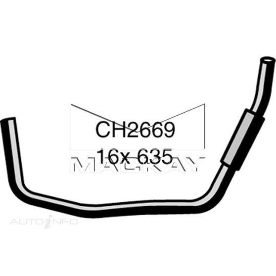 Heater Hose  - NISSAN URVAN E24 - 2.7L I4  DIESEL - Manual & Auto, , scaau_hi-res