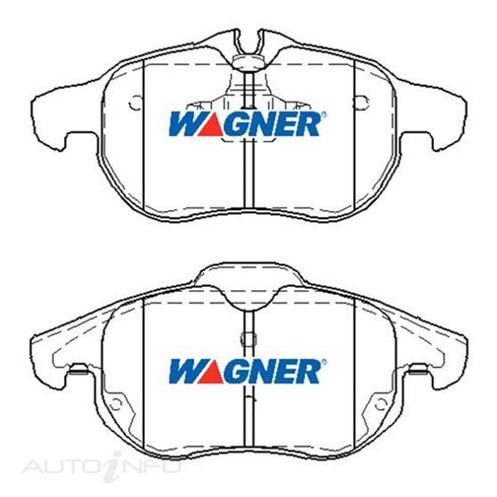 Wagner Brake pad [ Holden & SAAB 2003-2014 F ], , scaau_hi-res