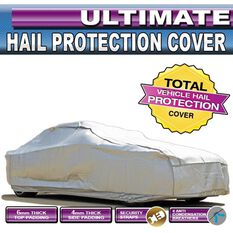 EVOLUTION 4WD MEDIUM ULTIMATE HAIL COVER FITS CARS UP TO 450CM, , scaau_hi-res