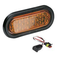 12V LED DIR INDIC LAMP AMBER, , scaau_hi-res