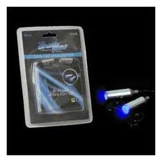 DUAL LED H/LIGHTER BLUE