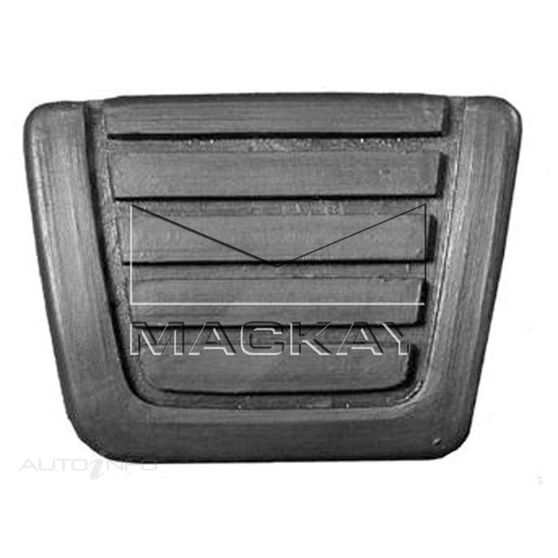 Clutch Pedal Pad  - NISSAN PATROL GQ - 4.2L I6  DIESEL - Manual & Auto, , scaau_hi-res
