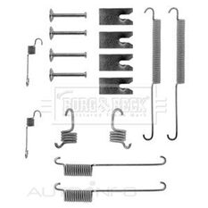 FORD MONDEO 93-00 FITTING KIT - SHOES, , scaau_hi-res