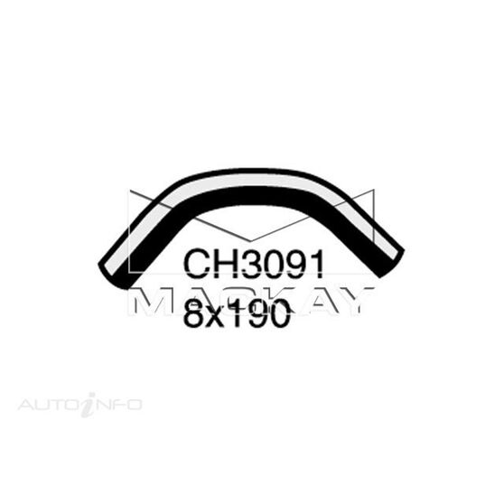 Engine By Pass Hose  - LEXUS IS200 GXE10R - 2.0L I6  PETROL - Manual & Auto, , scaau_hi-res