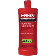 RUBBING COMPOUND 946ML MOTHERS PROFESSIONAL, , scaau_hi-res