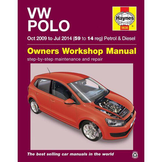 VW POLO 2009 - 2014, , scaau_hi-res