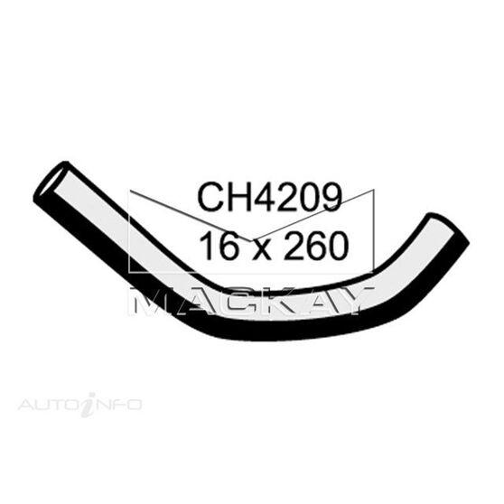 Heater Hose  - HOLDEN RODEO TF - 2.3L I4  PETROL - Manual & Auto, , scaau_hi-res