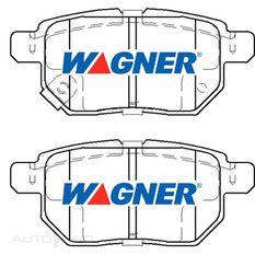 Wagner Brake pad [ Suzuki & Toyota 2009-2014 R ]