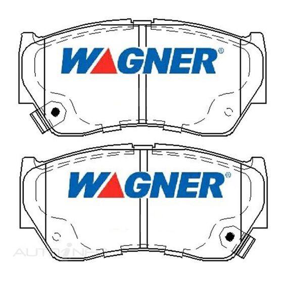 Wagner Brake pad [ Suzuki Baleno & Swift 1999-2014 F ], , scaau_hi-res
