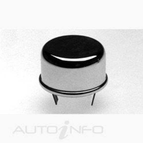 OIL CAP Chrome Push in with inside sping clips, , scaau_hi-res