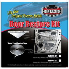Four Door - Door Restore Kit, , scaau_hi-res