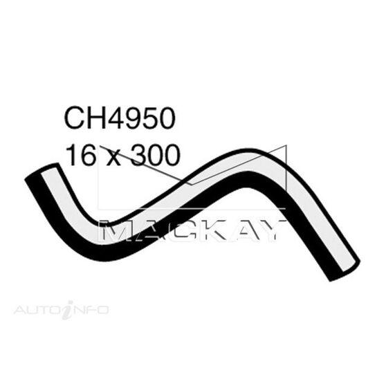 Heater Hose  - MITSUBISHI OUTLANDER ZG, ZH - 3.0L V6  PETROL - Manual & Auto, , scaau_hi-res