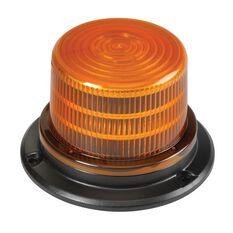 BEACON LED AMBER CLASS1 94MM X143MM DIA 9-33VDC, , scaau_hi-res