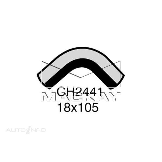 Heater Hose  - HOLDEN RODEO TF - 3.2L V6  PETROL - Manual & Auto, , scaau_hi-res