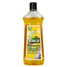 EUCA DISHWASHING LIQUID 750ML