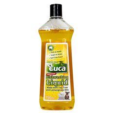 EUCA DISHWASHING LIQUID 750ML
