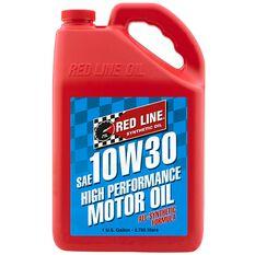 REDLINE MOTOR OIL  10W30 GALLON, , scaau_hi-res
