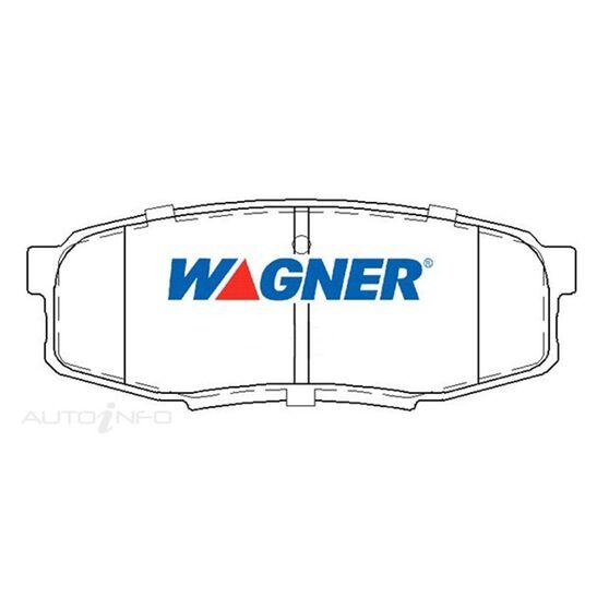 Wagner Brake pad [ Toyota Landcruiser 200 & Tundra 2007-2014 R ], , scaau_hi-res