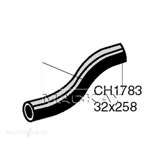 Radiator Lower Hose  - MAZDA 929 HB - 2.0L I4  PETROL - Manual & Auto, , scaau_hi-res