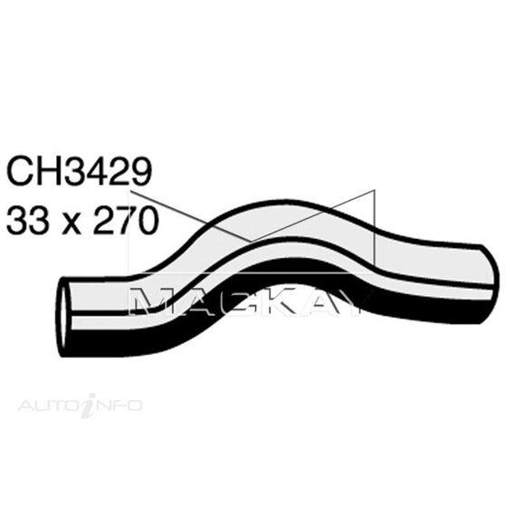 Radiator Upper Hose  - NISSAN 200SX S15 - 2.0L I4 Turbo PETROL - Manual & Auto, , scaau_hi-res