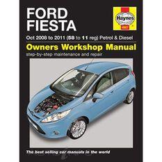 FORD FIESTA PETROL & DIESEL (2008 - 2011)