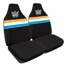 NRL TITANS SEAT COVER SIZE 60