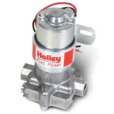 HOLLEY RED FUEL PUMP 7 PSI 97 GPH