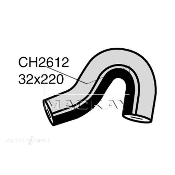 Radiator Upper Hose  - DAEWOO CIELO . - 1.5L I4  PETROL - Manual & Auto, , scaau_hi-res