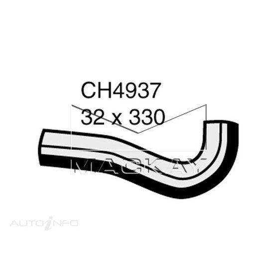 Radiator Upper Hose  - TOYOTA LITEACE CR28R - 2.0L I4 Turbo DIESEL - Manual & Auto, , scaau_hi-res