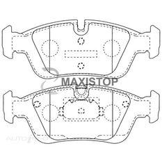 MAXISTOP DBP (F) BMW 3 SERIES (E36, E46), Z3 (E36), Z4 (E85) (DB1833K), , scaau_hi-res