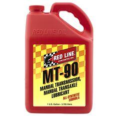 REDLINE MT-90 GL-4 GEAR OIL GEAR OIL GALLON RL134-4, , scaau_hi-res