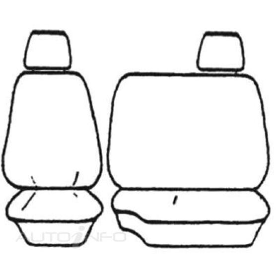 NISSAN PATROL GU SINGLE CAB - DX (05/1999 - ON) (CHARCOAL), , scaau_hi-res