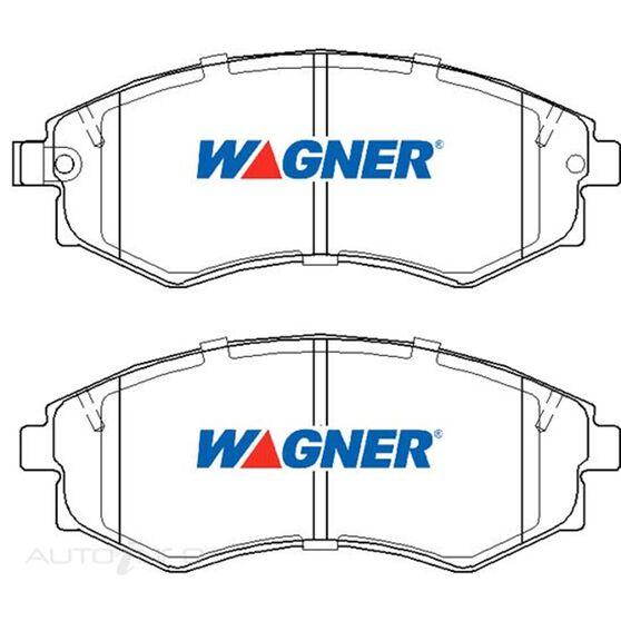 Wagner Brake pad [ Hyundai/Kia & Ssangyong 1991-2014 F ], , scaau_hi-res