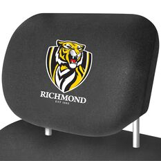 AFL CAR HEAD REST COVER - PAIR RICHMOND, , scaau_hi-res
