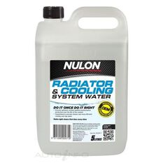 RADIATOR COOLING SYSTEM WATER 5L NULON