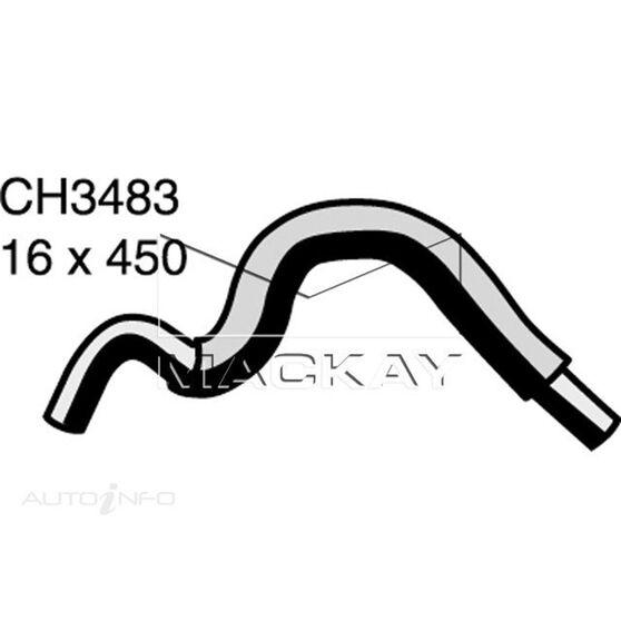 Heater Hose  - TOYOTA CELICA ST184R - 2.2L I4  PETROL - Manual & Auto, , scaau_hi-res