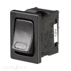 12V LED MICRO ROCKER SWITCH, , scaau_hi-res