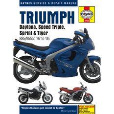 TRIUMPH FUEL INJECTED TRIPLES 1997 - 2005, , scaau_hi-res