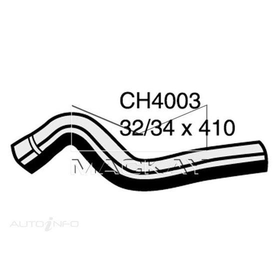 Top Hose OPEL Corsa B 1.5L (4EC1) I4 Turbo Diesel / 1.7L  (4EE1) I4 Diesel *, , scaau_hi-res