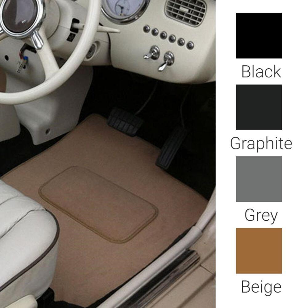 Protectomat Floor Mats - Black, 2 Piece, TGF2HN204BL ...