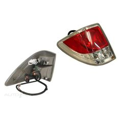 MAZDA BT-50  UP  10/2011 ~ 08/2015  TAIL LIGHTOUTER TOP  LEFT HAND SIDE, , scaau_hi-res